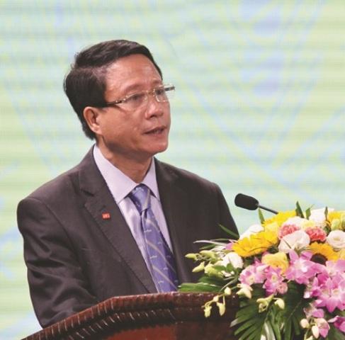 Ông Đỗ Cảnh Dương, Tổng Cục trưởng Tổng cục Địa chất và Khoáng sản Việt Nam